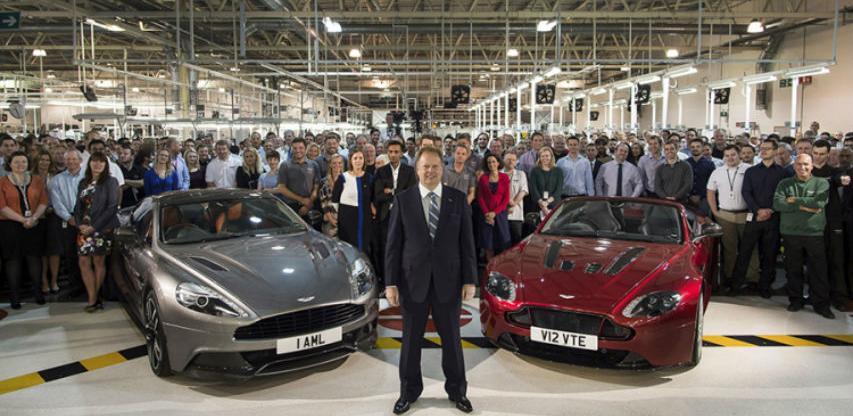 """Aston Martin"" izlazi na berzu"