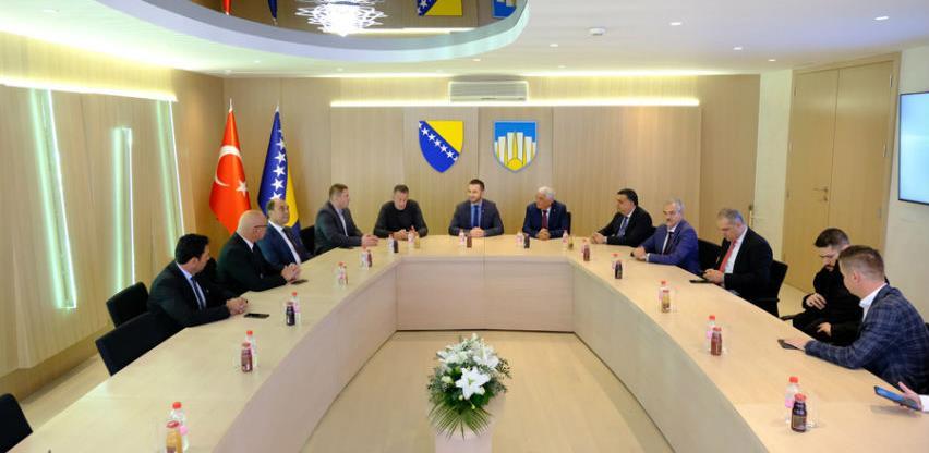 Sedam općina Sjevernog Kipra boravilo u posjeti Općini Novi Grad