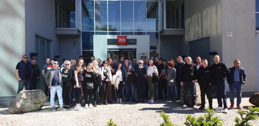 Master-H i partneri u posjeti 4-tim danima austrijskog pekarstva
