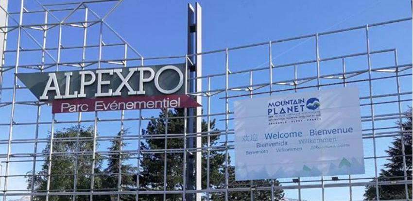 Menadžment OC Jahorina na sajmu u Francuskoj