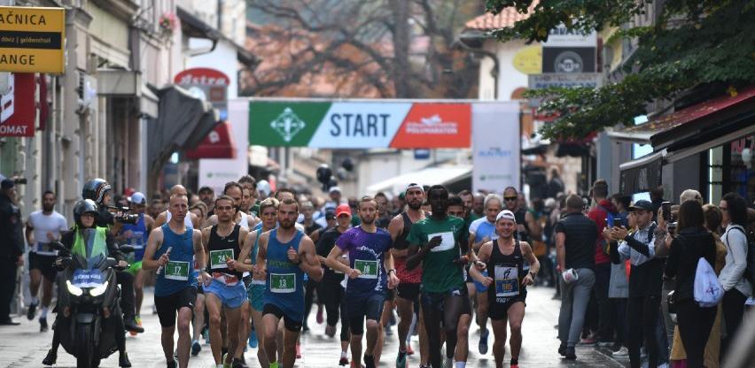 Više od hiljadu učesnika: Održan Vivia Run Fest Sarajevo
