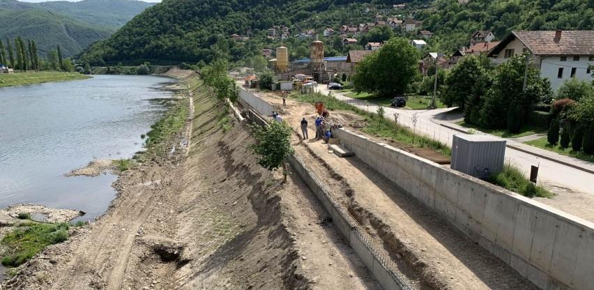 Novi gradonačelnik Goražda uradit će reviziju dokumentacije o izgradnji obaloutvrde