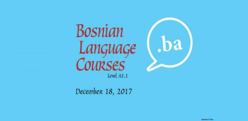 IUS Life: Bosanski za strance - Bosnian Language Courses