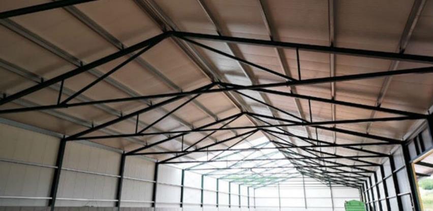 Alternativa uspješno okončala izgradnju hale u Austriji