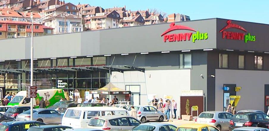Uskoro novo rješenje o parcelaciji lokacije na kojoj je smješten Penny plus