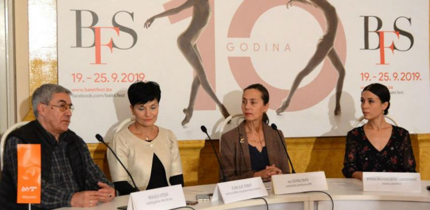 Izložbom posvećenoj balerini Riki Levi sutra počinje 10. Balet Fest Sarajevo