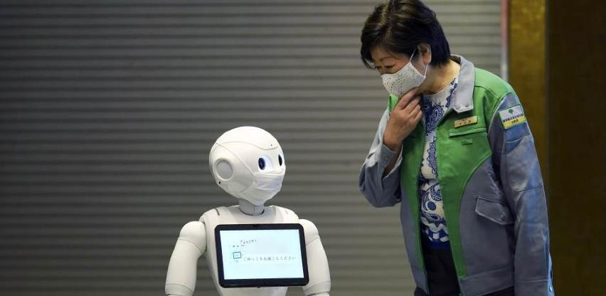 Japanci koriste robote u hotelima u kojima su zaraženi koronavirusom