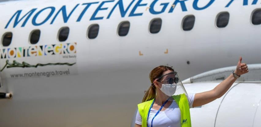 Prvi let Air Montenegro bit će za Sarajevo