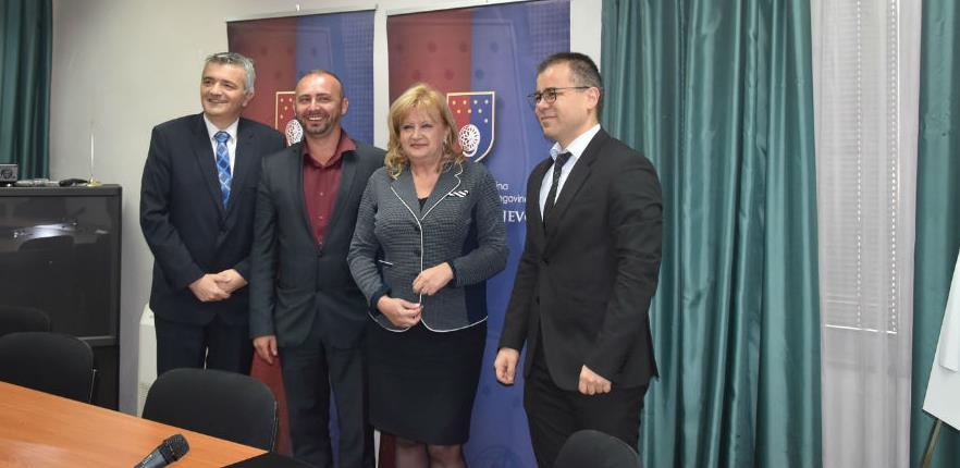 Za čistiji Kanton Sarajevo: Komunalnim preduzećima moderna oprema