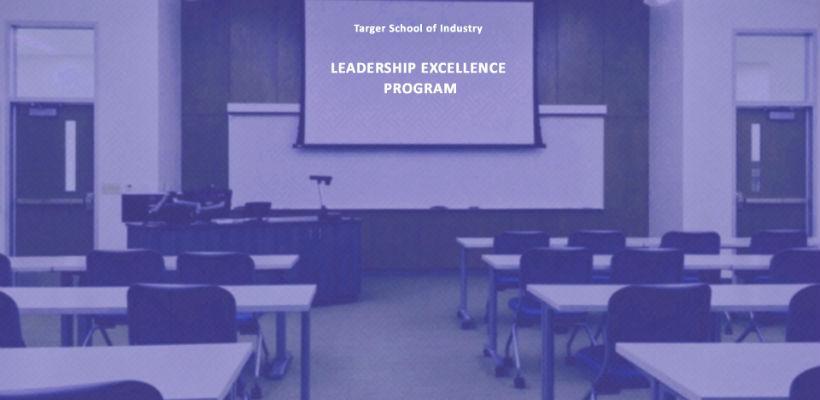Leadership Excellence Program