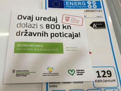 Hrvati razgrabili ekouređaje i žele još