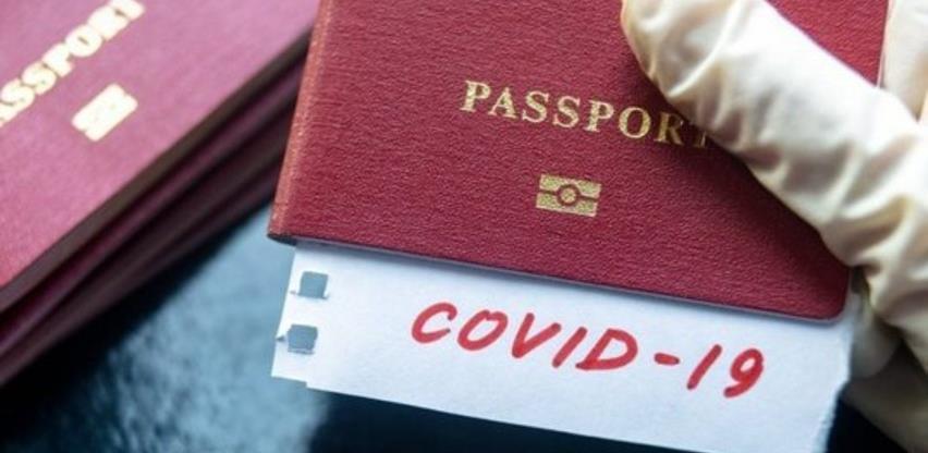 Francuska nije za uvođenje europskih covid putovnica