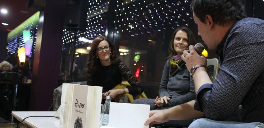 "U Multiplexu ""Ekran"" Zenica promovisana knjiga Martine Mlinarević ""Huzur"""