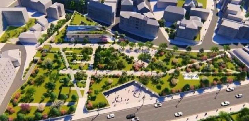 Uskoro počinje izrada idejnog uređenja parka Hastahana