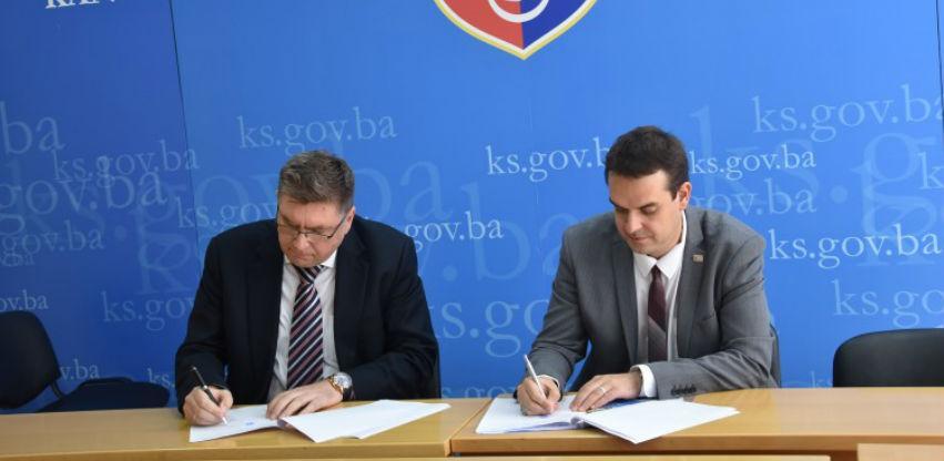 Potpisan Sporazum o partnerstvu Ministarstva finansija KS i BBI Banke