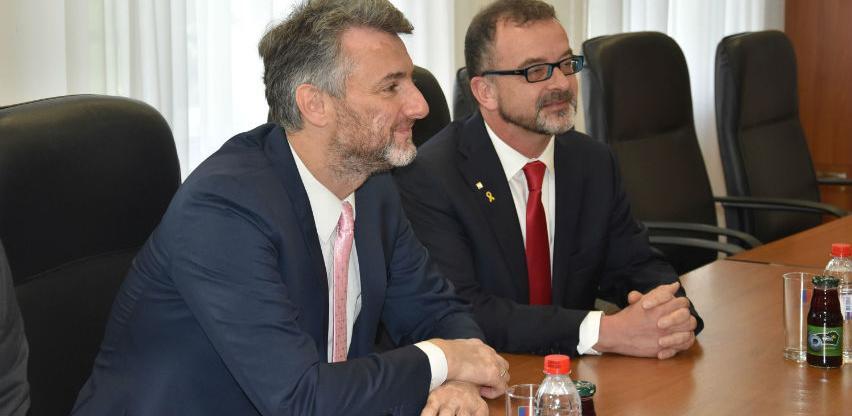 Katalonija želi pomoći u rekonstrukciji bob staze na Trebeviću