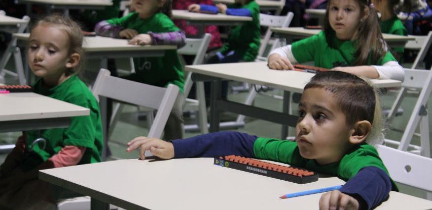U Sarajevu održan dječiji praznik znanja