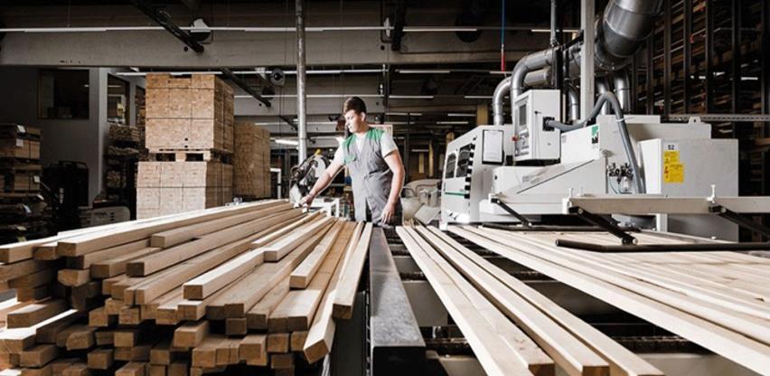 Ukupna desezonirana industrijska proizvodnja u RS-uveća za 1,6 posto