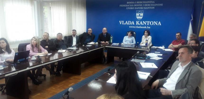 Prezentirani projekti sanitarnih deponija u Bihaću i Bosanskoj Krupi