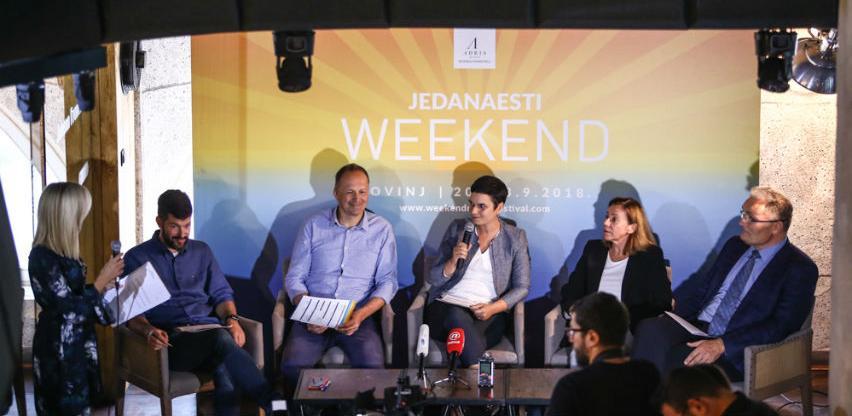 Zlatko Dalić i belgijski duo 2manydjs dolazena 11. Weekend Media Festival