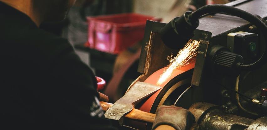 Korona istopila izvoz željeza i čelika