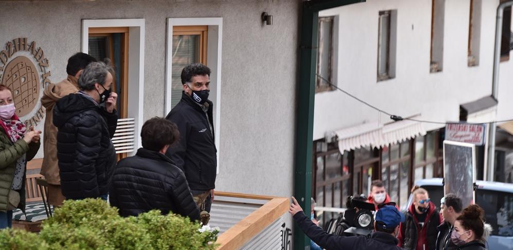 """U Sarajevu počelo snimanje novog filma Danisa Tanovića """"Deset u pola"""""""