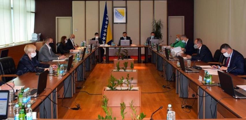 Vijeće ministara BiH usvojilo strategiju upravljanja dugom BiH do 2022. godine