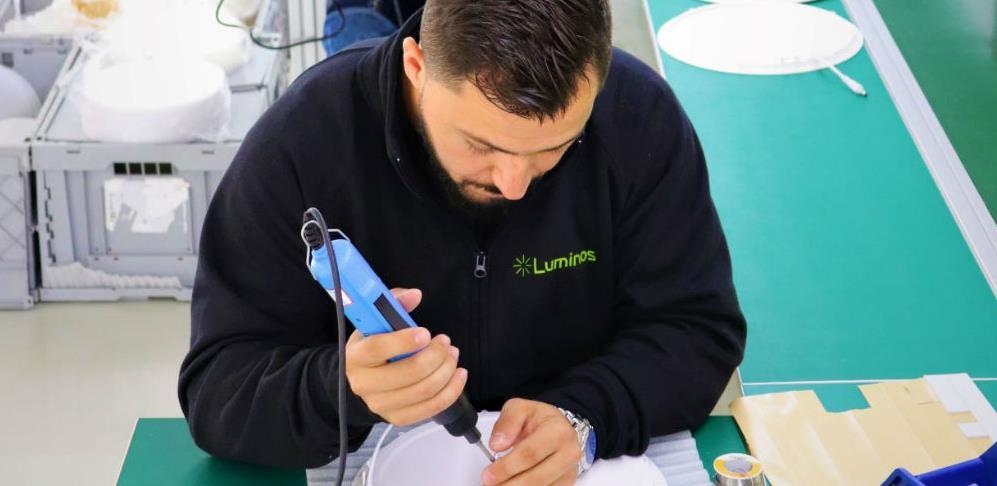 Luminos pokretanjem vlastite proizvodnje značajno snizio cijene LED rasvjete