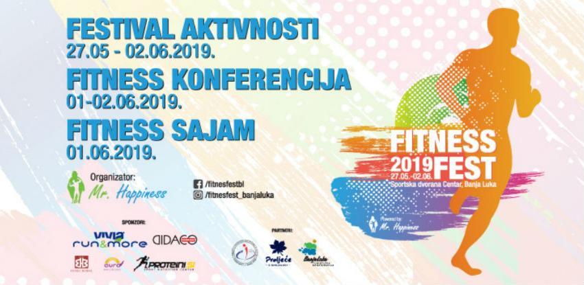 """""""Fitnes fest Banja Luka"""" od 27. maja do 2. juna"""