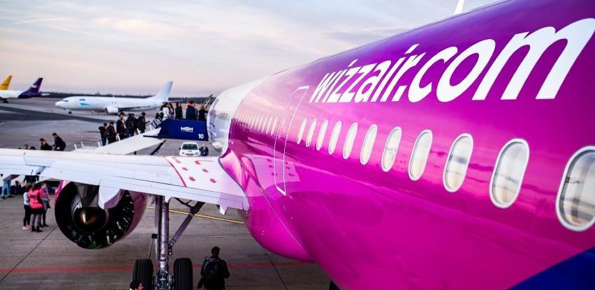 Wizz Air otvara bazu na sarajevskom aerodromu