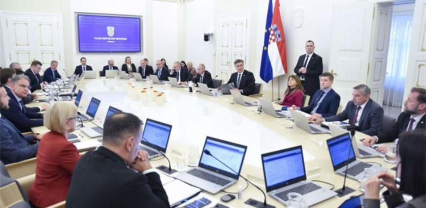 Hrvatska Vlada donijela paket mjera pomoći ekonomiji