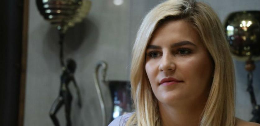 Samardžić: Nadala sam se zlatu, ali ne mogu biti nezadovoljna bronzom