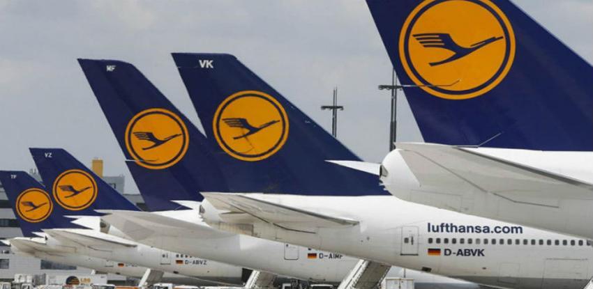 Lufthansa na poziciji najvećeg avioprevoznika u Europi