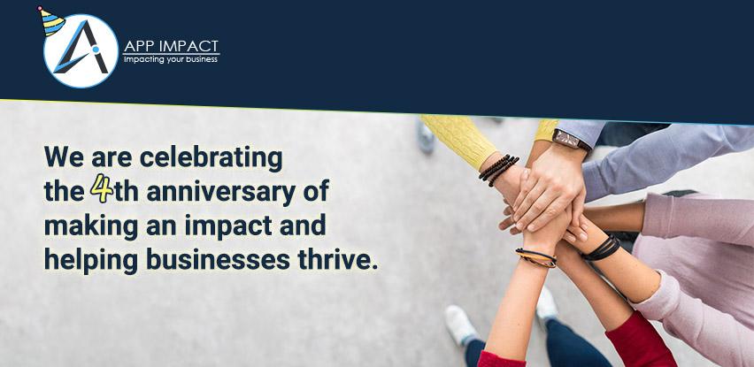 Kompanija App Impact d.o.o. proslavila četiri godine uspješnog poslovanja