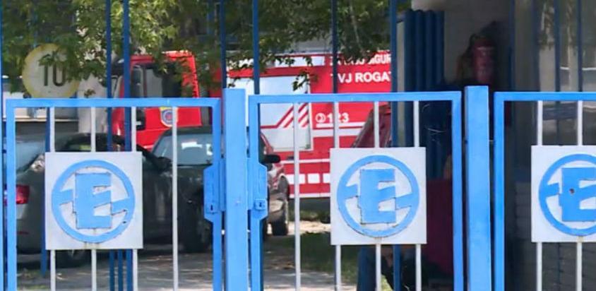 """Požar u """"Energoinvestu - RAOP"""" nije podmetnut, najavljena tužba protiv Šarovića"""