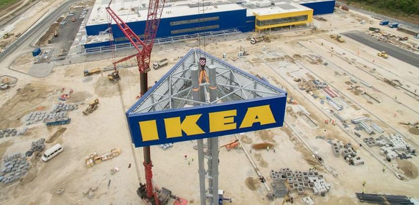 U Srbiji se ove sedmice otvara prva Ikeina robna kuća