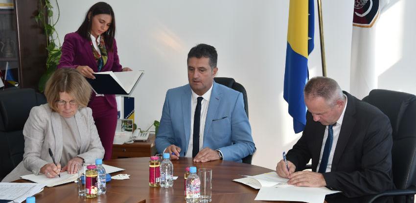 Potpisano Pismo namjere za rekonstrukciju tramvajskih šina Ilidža - Baščaršija