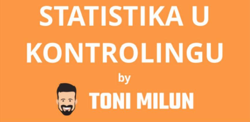 Edukacija proglašena edukacijom godine: Statistika u kontrolingu by Toni Milun