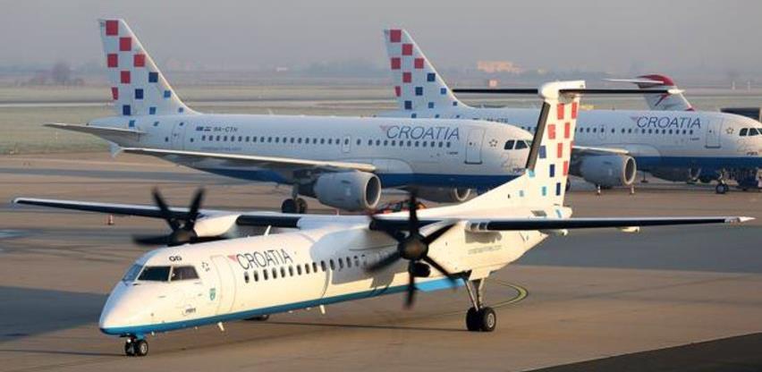 Croatia Airlines uskoro počinje djelimičnu obnovu vazdušnog saobraćaja