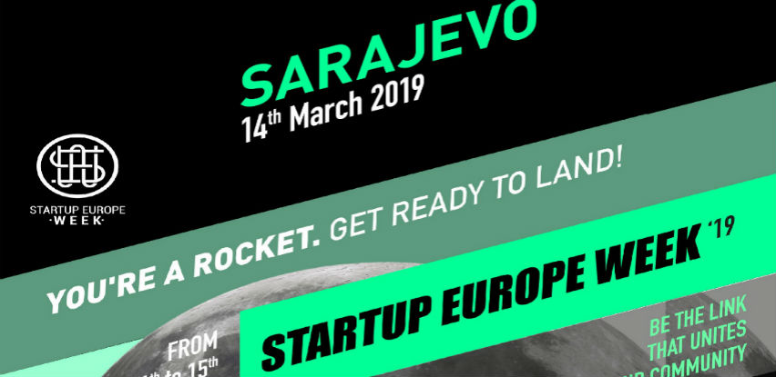 Startup Europe Week, najveći regionalni preduzetnički događaj u Sarajevu