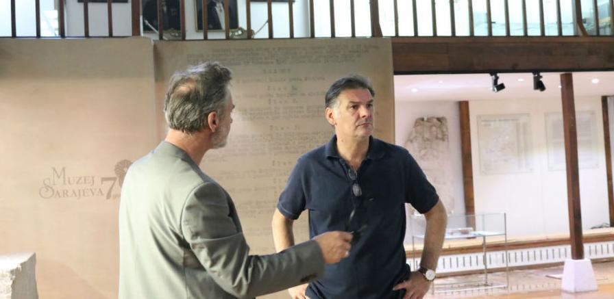 Osigurana sredstva za sanaciju Brusa-bezistana i galerije Collegium Artisticum