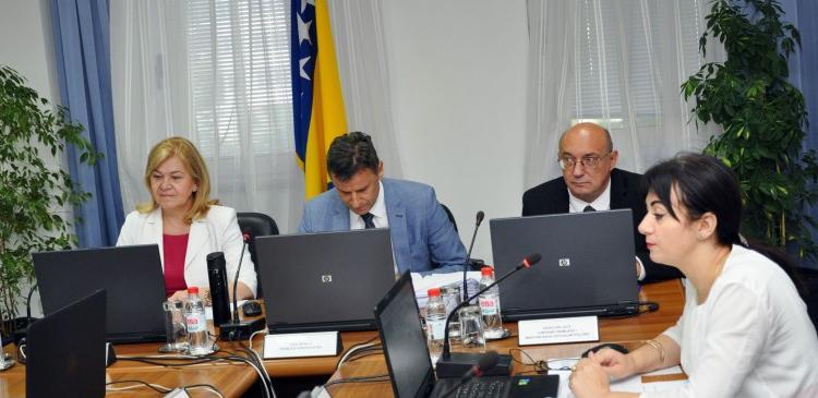 Usvojen Akcijski plan o jednošalterskom sustavu i elektronskoj registraciji