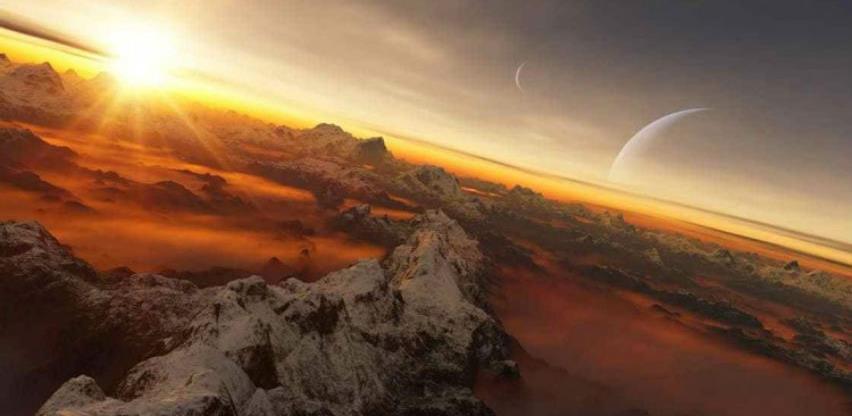 Predložite ime egzoplaneti i zvijezdi oko koje se okreće