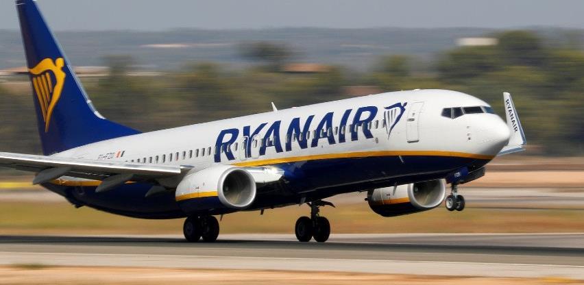 """Ryanair"" uveo liniju Banjaluka-Geteborg"