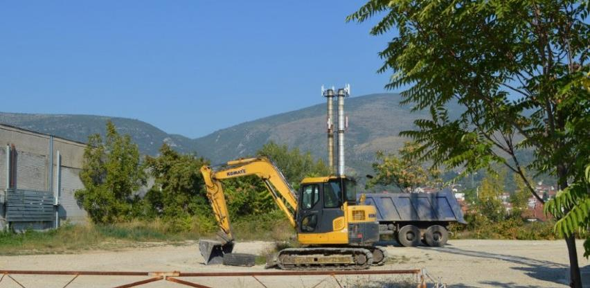 Počela izgradnja nove zgrade Klinike za dječije bolesti SKB Mostar (FOTO)
