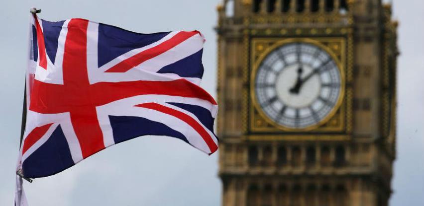 Ekonomija Velike Britanije doživjela u aprilu pad od 20,4 posto