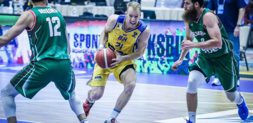 Korak prema Evropskom prvenstvu, reprezentacija BiH razbila Bugarsku