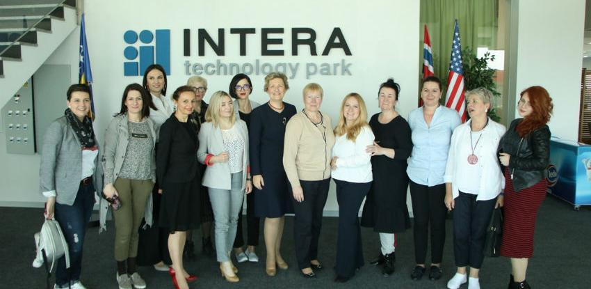 Susret poduzetnica iz Hercegovine s ambasadoricom Njemačke