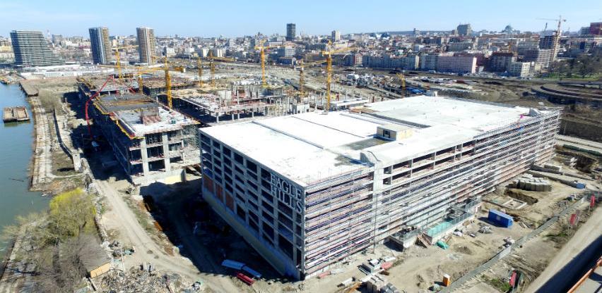 Kompanija Širbegović izvodi radove na najvećem šoping centru na Balkanu