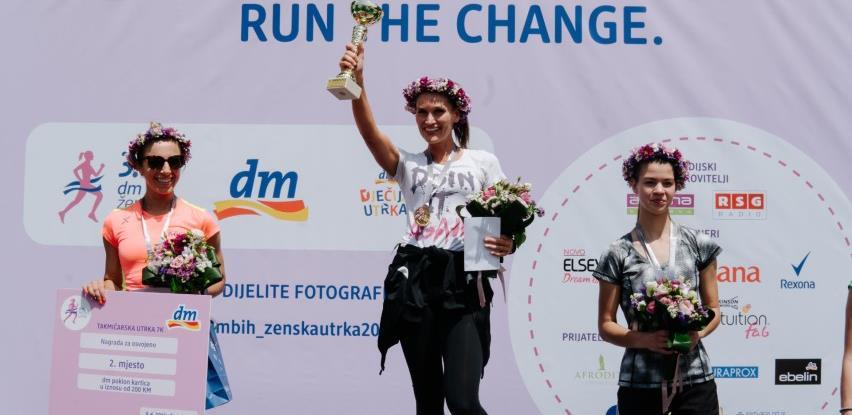 Povodom 4. dm ženske utrke dm donira 10.000 KM dječijim sportskim udruženjima i klubovima